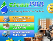 SeoSunshine Project - CleanPro Cleaning