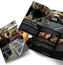 Brochure and Flyer Design